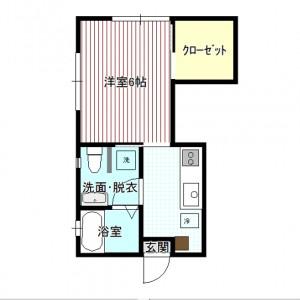 sugiyama-apart101-madori