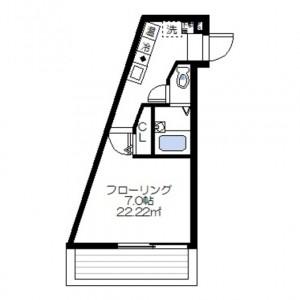 comfort_yugahama303_madori